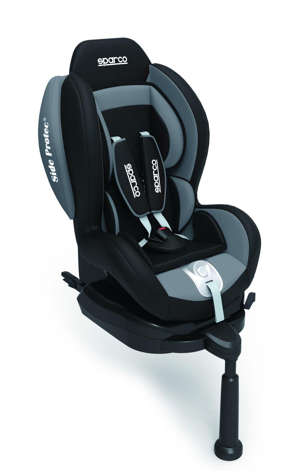 Kinderstoel 0 Maanden.Sparco Kinderstoel F500i K Isofix Crossparts Be